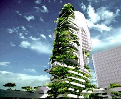 The Parable of Walmart, Target Stores and Vertical Farming
