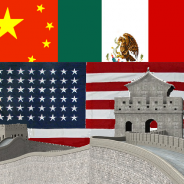 A Great Wall and China – Trump Trade Plans Impact Food, Retail Shippers
