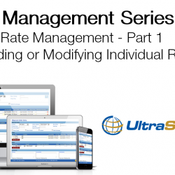 Rate Management