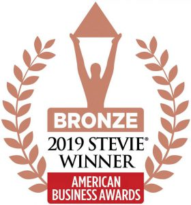 UltraShipTMS Stevie Award 2019