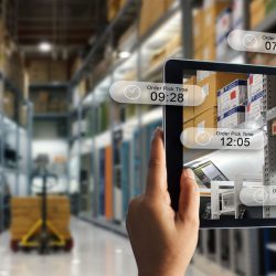 Contactless Supply Chain