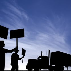 TMS and Truck Drivers in the Age of Protest